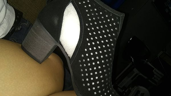 d9d766e1182 Dirty laundry wedge heel bootys Brand new In box. for Sale in San ...