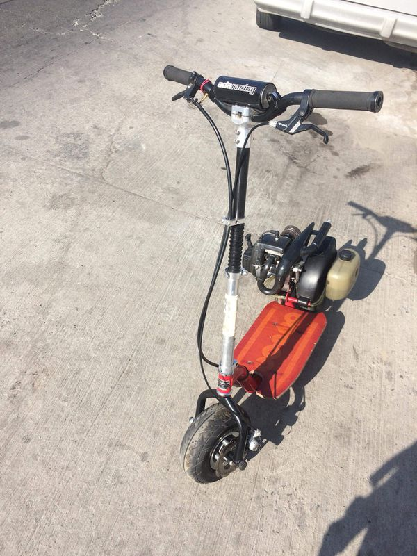 Goped GSR46 with upgrades   No trades - Bladez - gas scooter- for Sale in  Chula Vista, CA - OfferUp