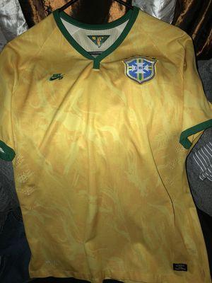 NIKE SB Brazil jersey for Sale in Monterey Park ea19f1f14