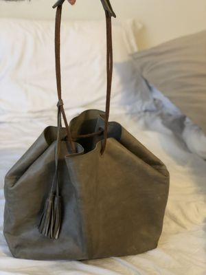 Vintage Monserat De Lucca Leather Bucket Purse for Sale in Fairfax, VA