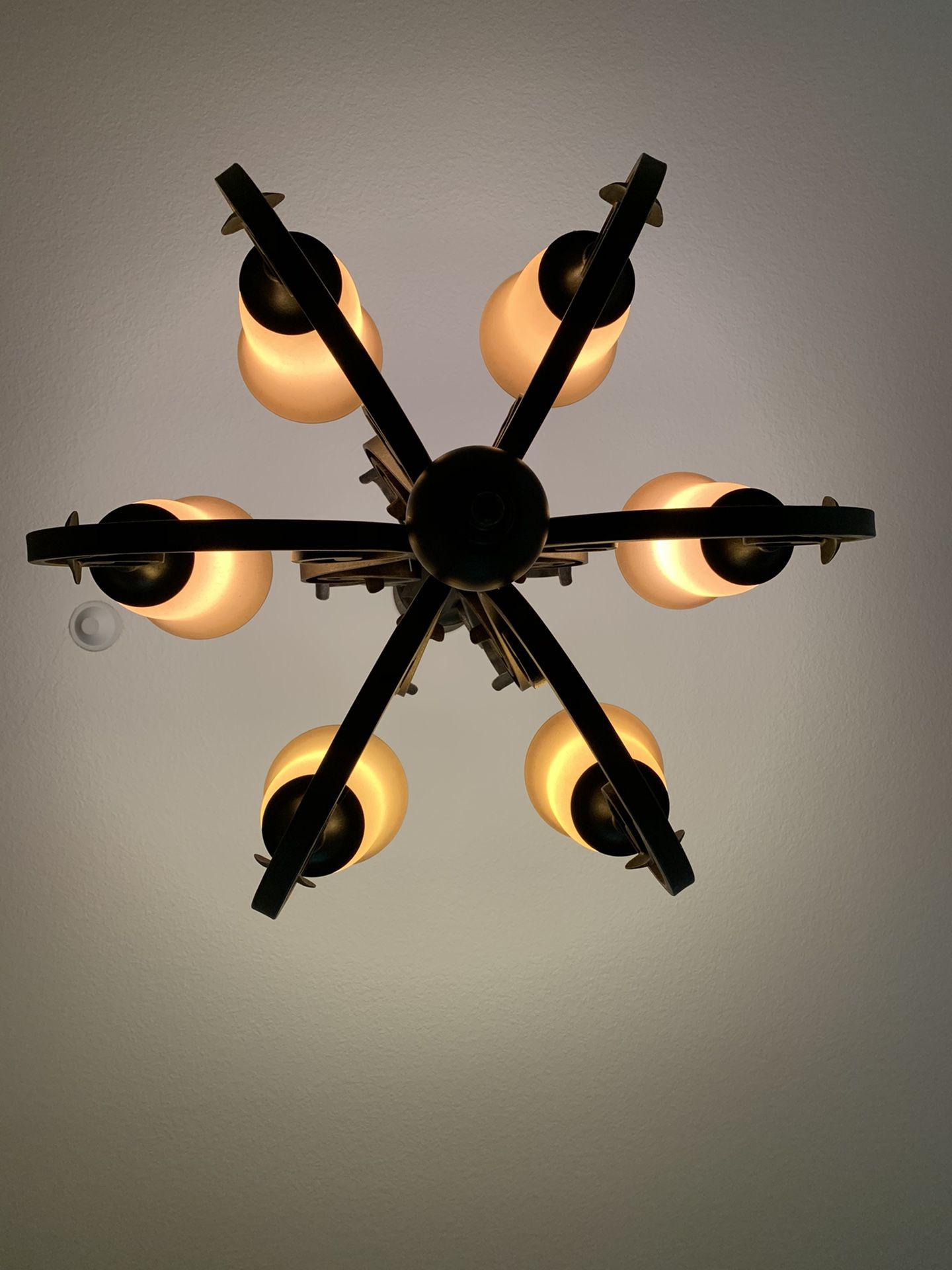 Hanging Chandelier Light Fixture