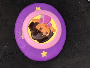Playskool Dora the explorer sit and spin for Sale in Falls Church, VA