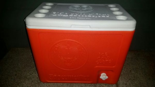 Jagermeister Cooler With 2 Bottle Dispenser For Sale In Portland Or