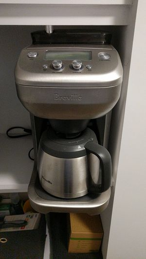 Breville All-in-One Coffee Maker for Sale in Arlington, VA