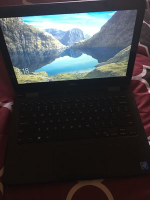 Dell Inspiron laptop/tablet for Sale in Houston, TX