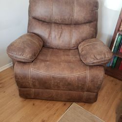 Old Cannery Glider/Rocker/Recliner Thumbnail