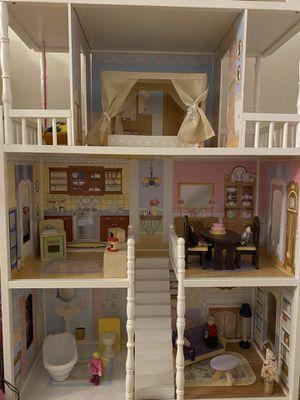 Photo Dollhouse - wooden by Kid Kraft - 34 x 14 x 52