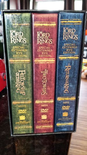 Lord of the rings for Sale in WA, US