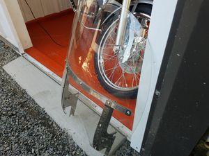 Harley detachable windscreen for Sale in Tacoma, WA