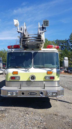 Ladder fire truck for Sale in UPPR MARLBORO, MD