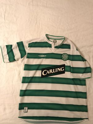Celtic Football Club Official Soccer Jersey Men's Large for Sale in Fairfax, VA