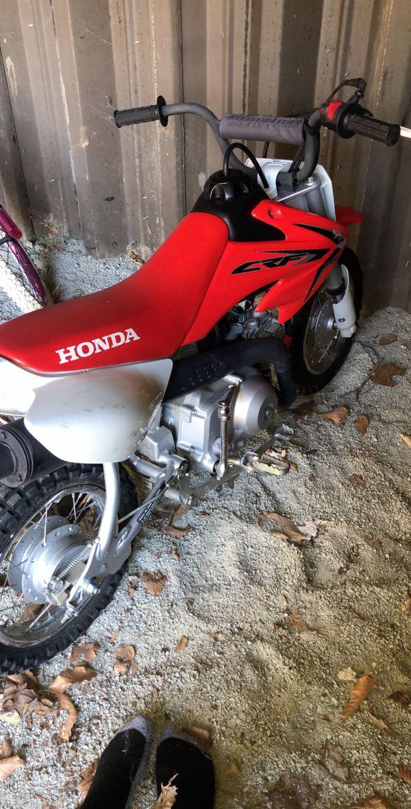 Honda crf50cc 2018