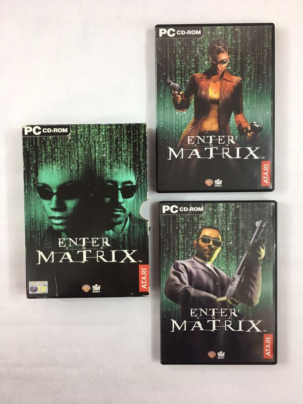 Enter The Matrix PC Game by Atari Windows 98SE/ME/2000/XP for Sale in  Hamilton Township, NJ - OfferUp