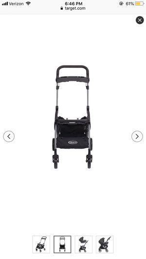 Graco Car Seat Base Stroller for Sale in Alexandria, VA