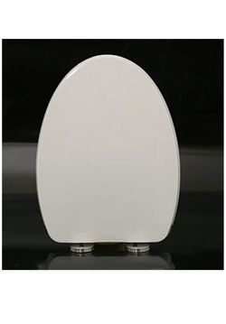 Coverst Thickening And Mute Toilet Cover Manufacturers Make Direct Selling Toilet Lid Thickening Mute Seat Cover Plate Slow Down And Quick Dismantling Thumbnail