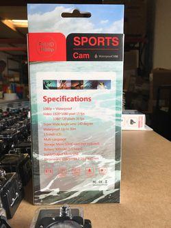 Full HD 1080p Action Cam Waterproof Camcorder Thumbnail