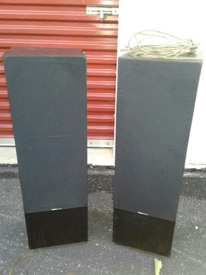 Boston Acoustic Speakers for Sale in Frederick, MD