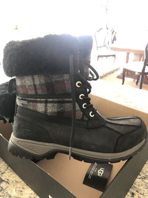 Men Ugg Boots (Brand New) Purchased $250 asking for $200 for Sale in Silver Spring, MD