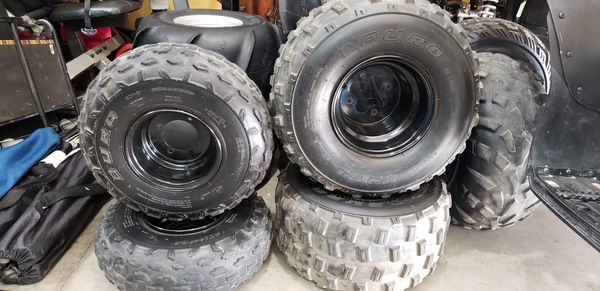 Utv Tires For Sale >> Full Set Atv Utv Tires For Sale In Menifee Ca Offerup