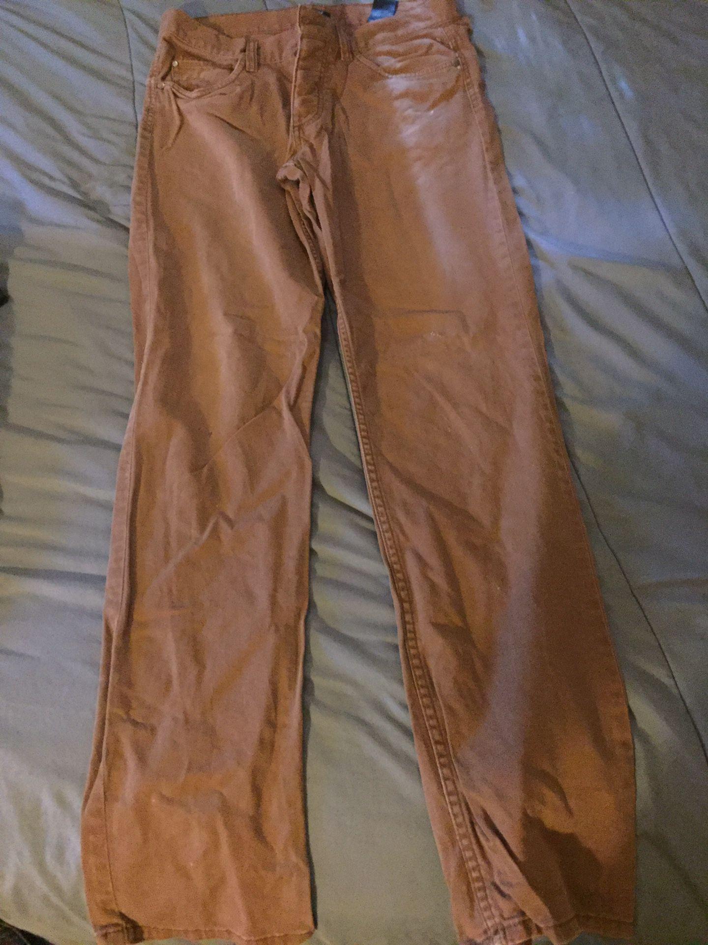 Men's Khaki Pants