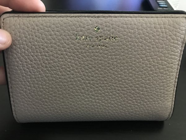 d5815f7e1ffb7 Authentic Kate Spade New York Chester Street Tellie Medium Wallet for Sale  in Ypsilanti