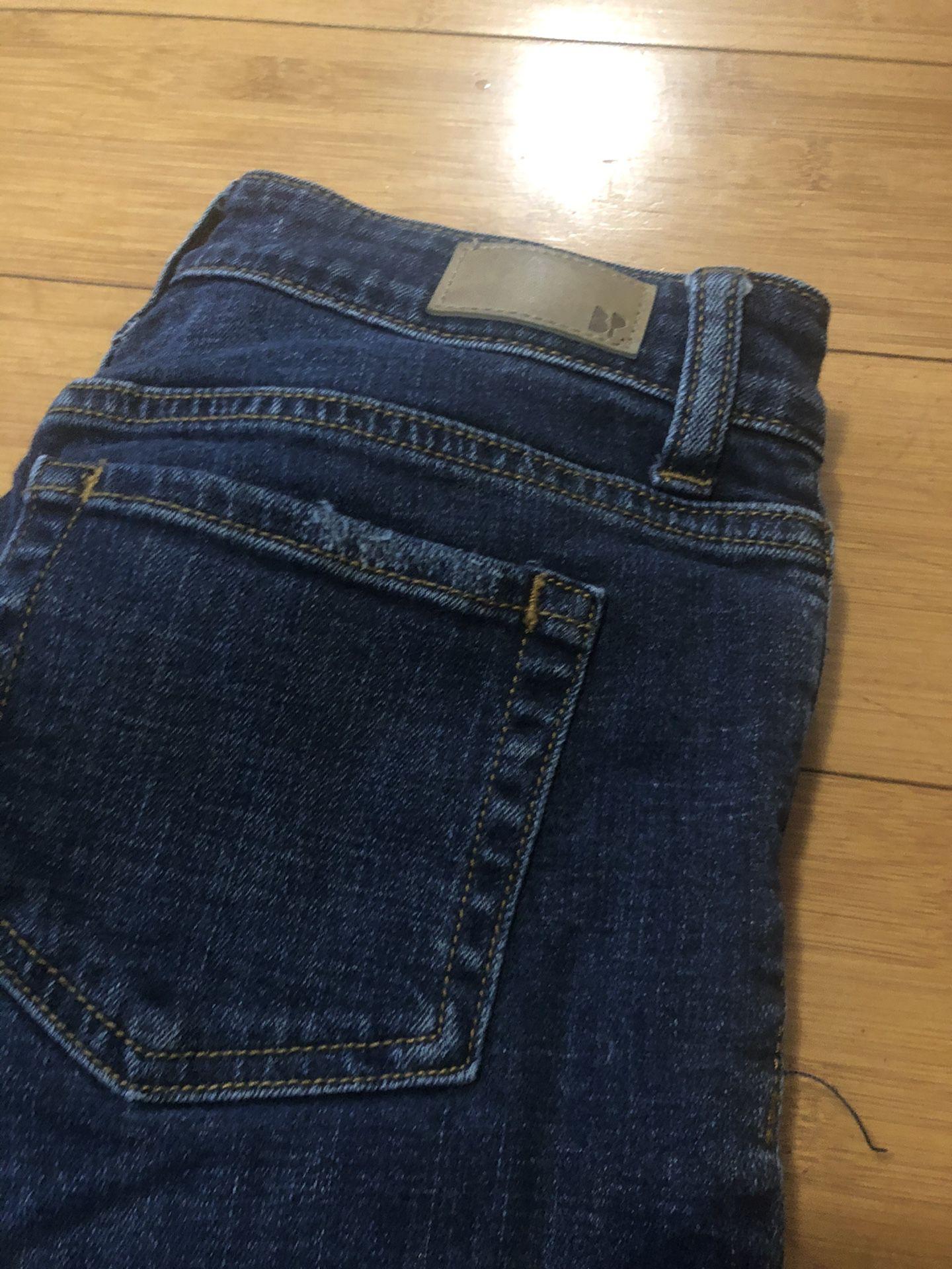 Women's jeans size 24 (size 0)