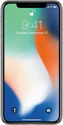 iPhone X 64gb unlocked for Sale in Silver Spring, MD