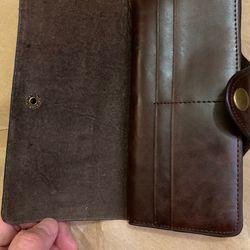 Leather Wallet Thumbnail