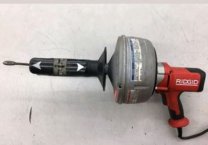 Ridgid K45 drain snake for Sale in Silver Spring, MD