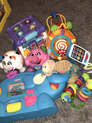 Miscellaneous Baby Toys - all working in good condition for Sale in San Diego, CA