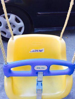 Photo Little tykes swing