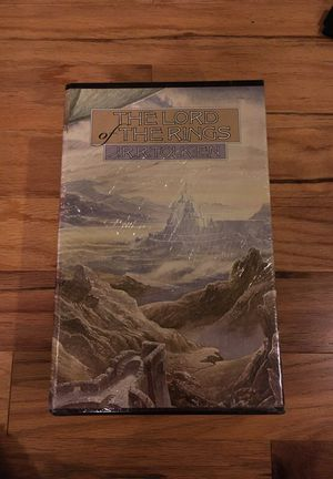 Lord of the Rings Trilogy for Sale in Nashville, TN