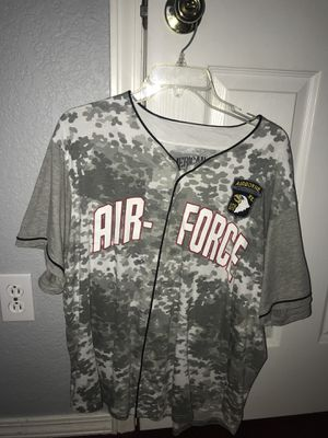 Air Force Jersey T-Shirt - Mens Size XL ( Xtra Large ) for sale  Rogers, AR