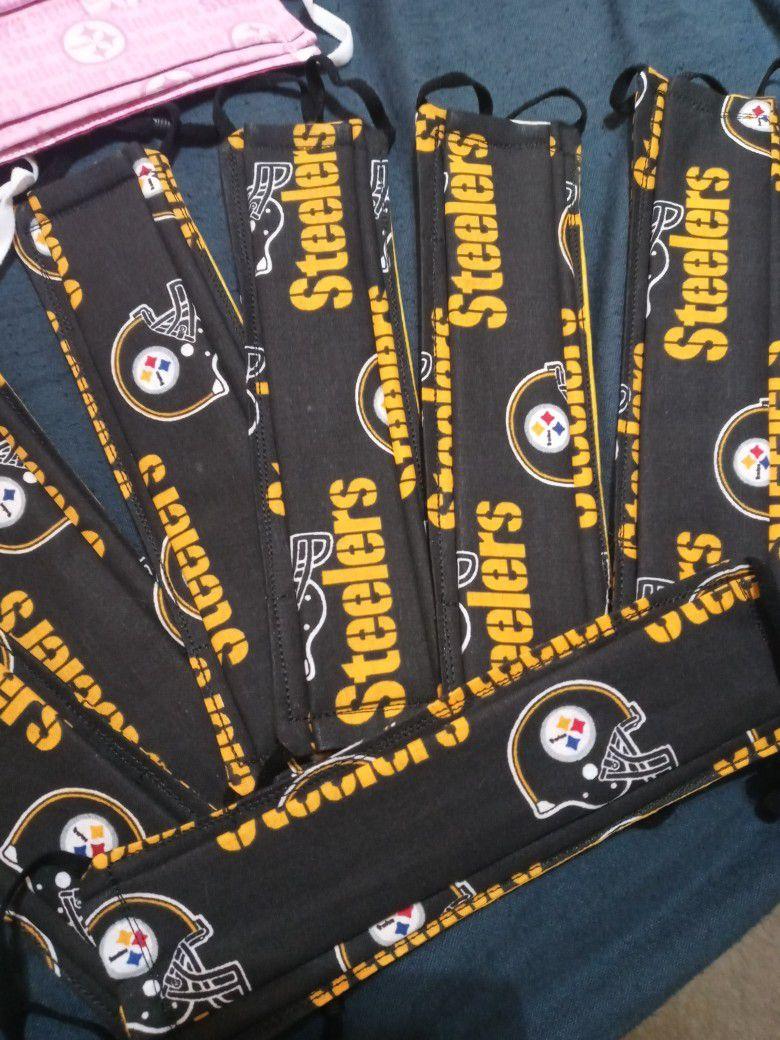 Steelers Masks