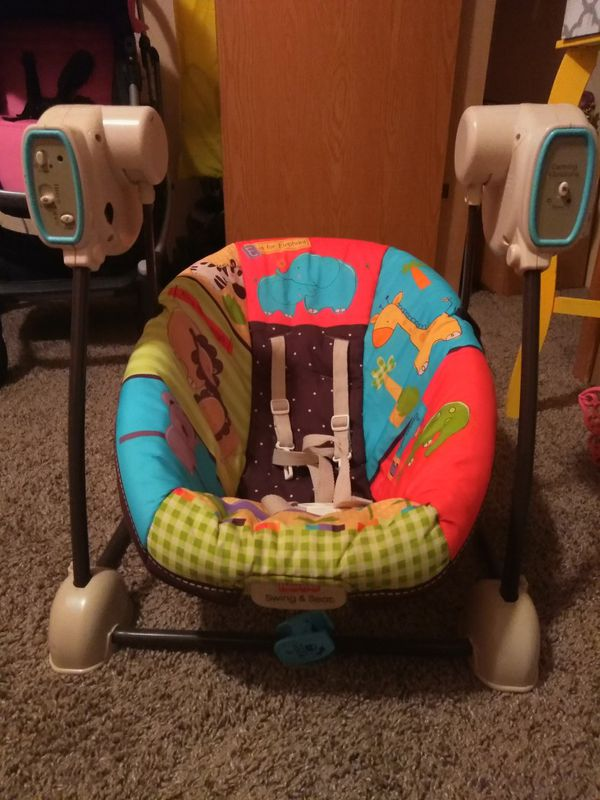 Mini swing for Sale in Haltom City, TX - OfferUp