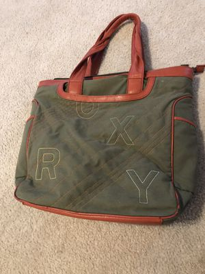 Used large Roxy purse for Sale in Charles Town, WV