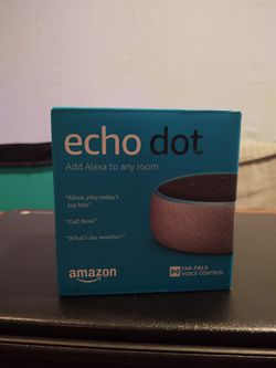 Echo dot New Thumbnail