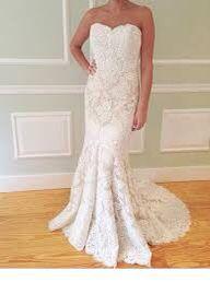 Wedding Dress - designer Anne Barge