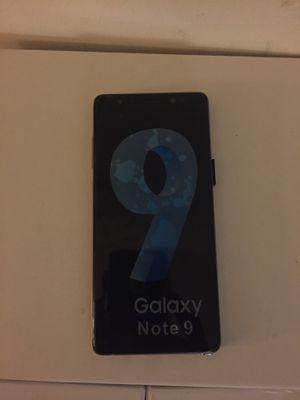 Samsung galaxy note9 unlock international version for Sale in Silver Spring, MD