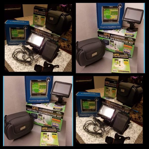 997e6feba635 GARAGE SALE.... GPS NAVIGATION WITH KIT AND BAG (General) in ...