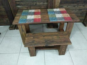 New solid wood dining table for Sale in Miami Gardens, FL