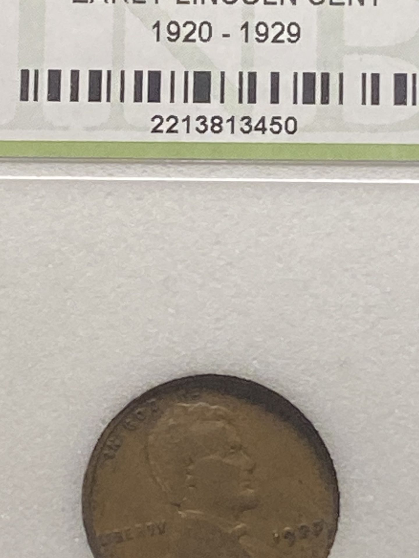 1927-P Abraham Lincoln Wheat Penny DDO DDR ERRORS
