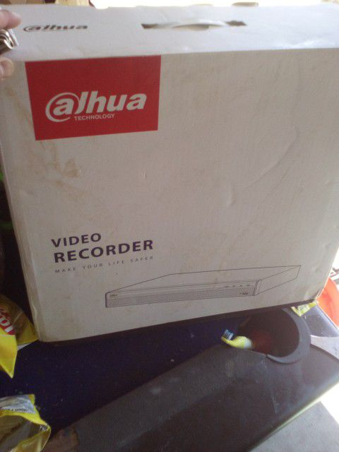 Ajhua Video Recorder And Camera