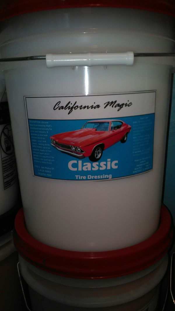 Classic tire dressing (Auto Parts) in Los Angeles, CA - OfferUp
