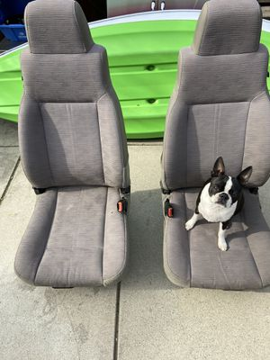 Photo Sport Seats Rubicon Jeep Wrangler TJ