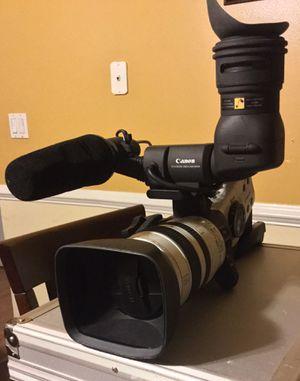 Canon video recorder XL2 mini DV. for Sale in Woodbridge, VA