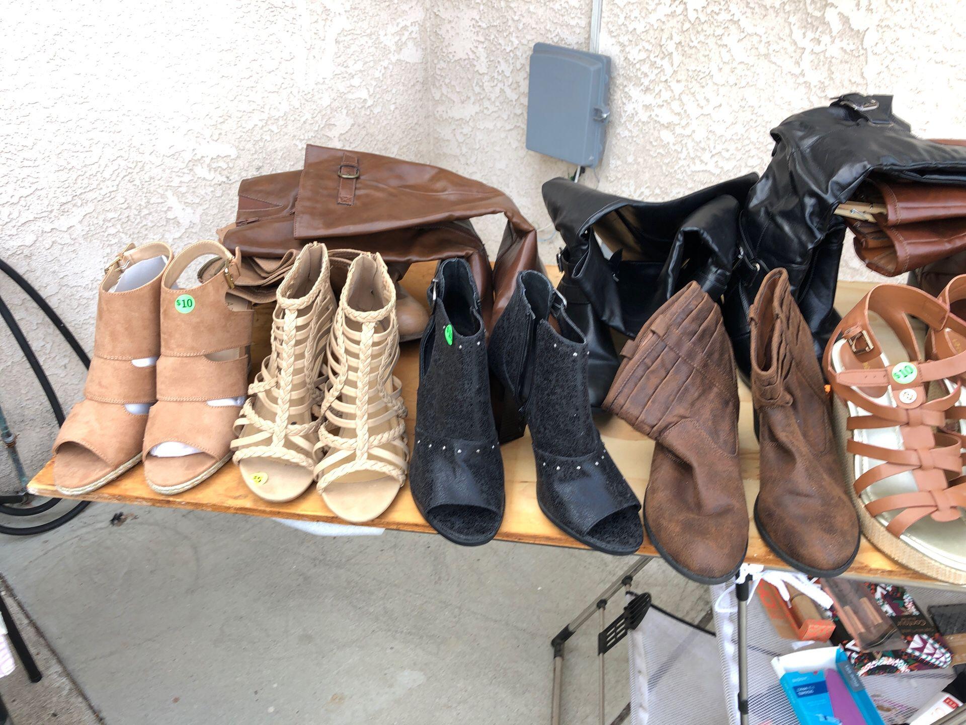Woman's shoes 9