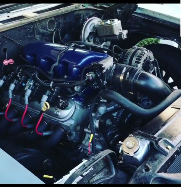6 0 Ltr LQ4 LS Motor with /4160e Tansmission Shift Kit for Sale in Moreno  Valley, CA - OfferUp