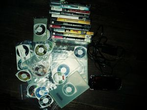PSP plus games and movies for sale  Tulsa, OK