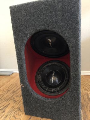 Pioneer subs for Sale in Hillsboro, OR